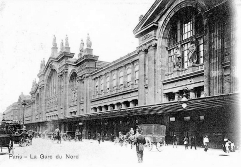 gare du nord 2a SOS Femmes insultes 