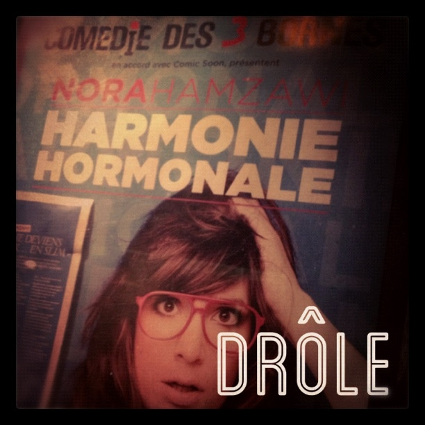 photo 6 Harmonie hormonale, le spectacle de Nora Hamzawi