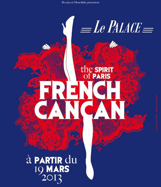 image French cancan, the Spirit of Paris