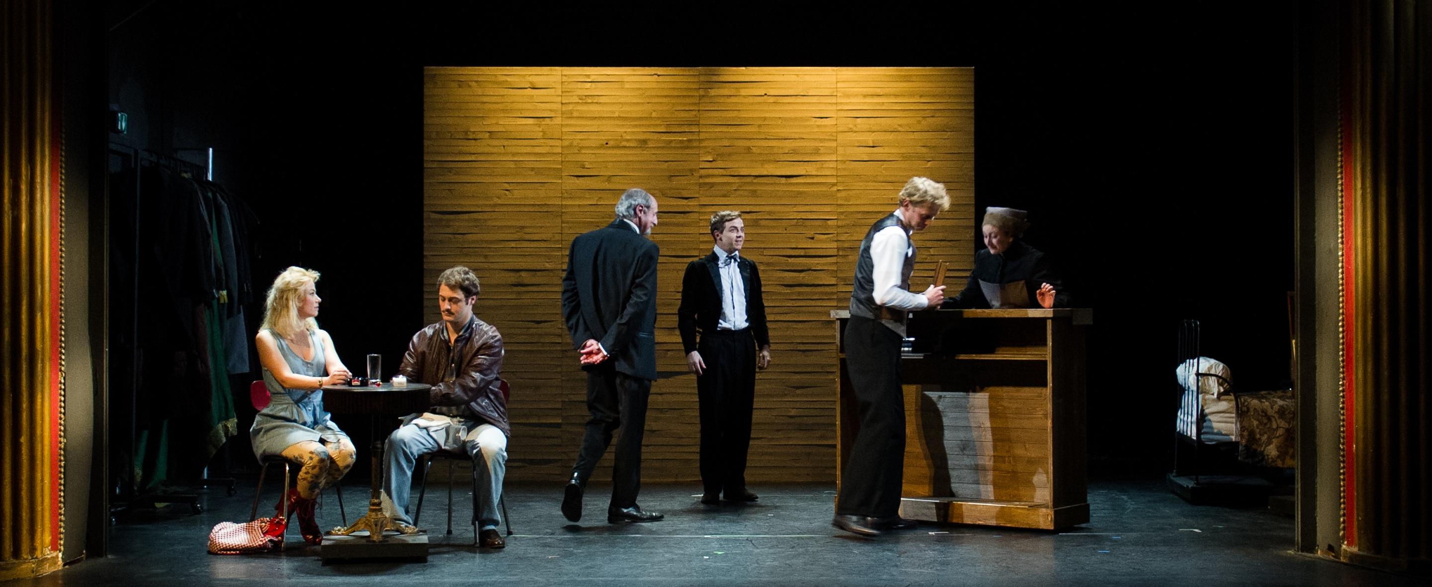 Théâtre : le cercle des illusionnistes