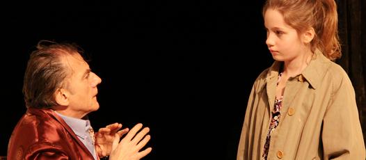 Théâtre : Marguerite et le président