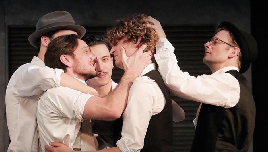 Théâtre : Roméo et Juliette au théâtre de la Porte Saint-Martin