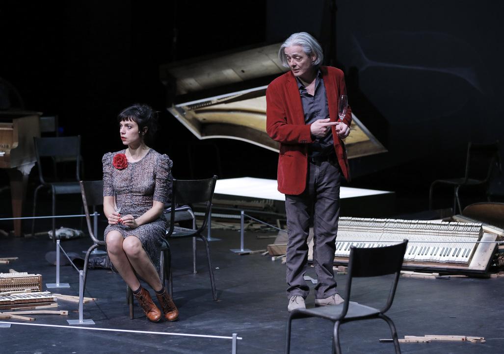 Théâtre : nos occupations au théâtre de la ville