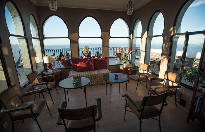 Road Trip au Maroc #3 – L'hôtel Nord-Pinus de Tanger