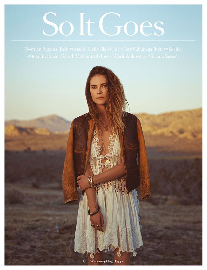 Erin Wasson for So It Goes Mag