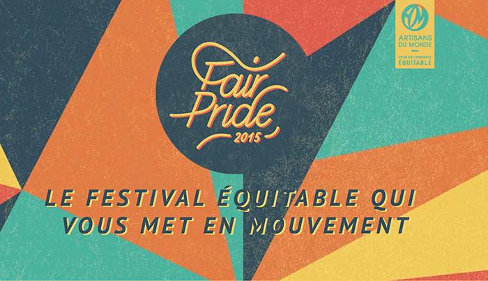 Fairpride, festival éthique et solidaire