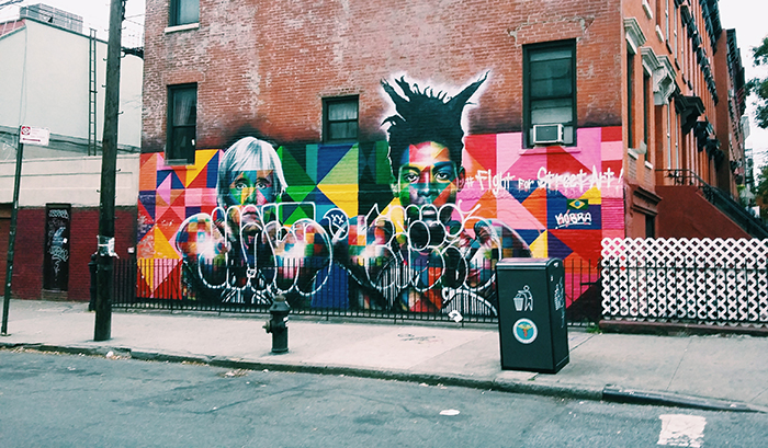 New York Diary #2 – Williamsburg Brooklyn