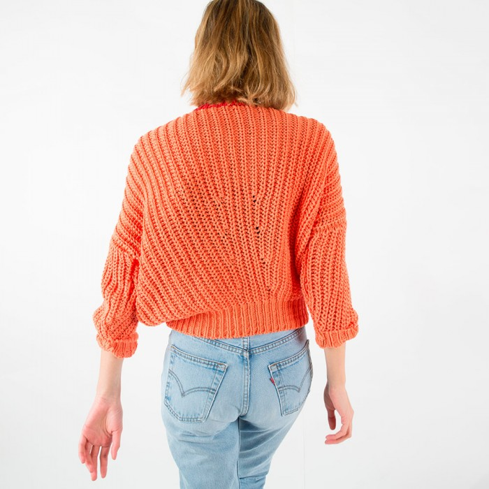 jumper-woman-no18-coral-model-1-700x700
