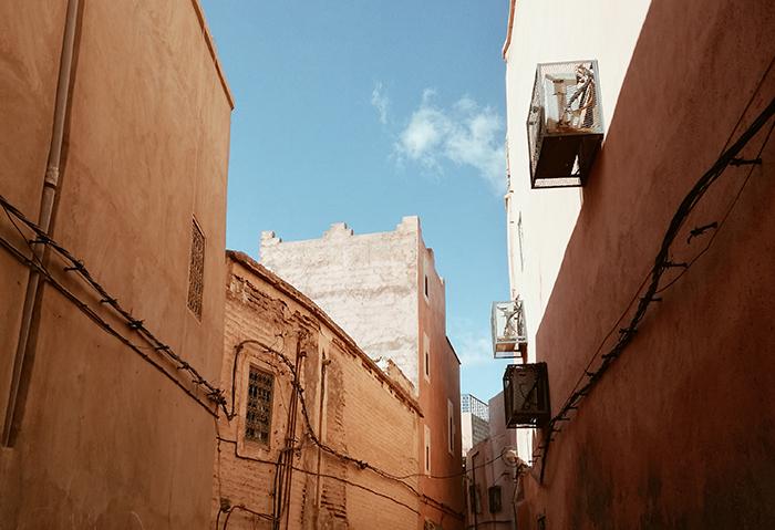 Marrakech pour un week-end