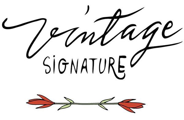 vintage-signature