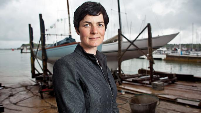 Portrait GREEN WISH #4 – Ellen MacArthur