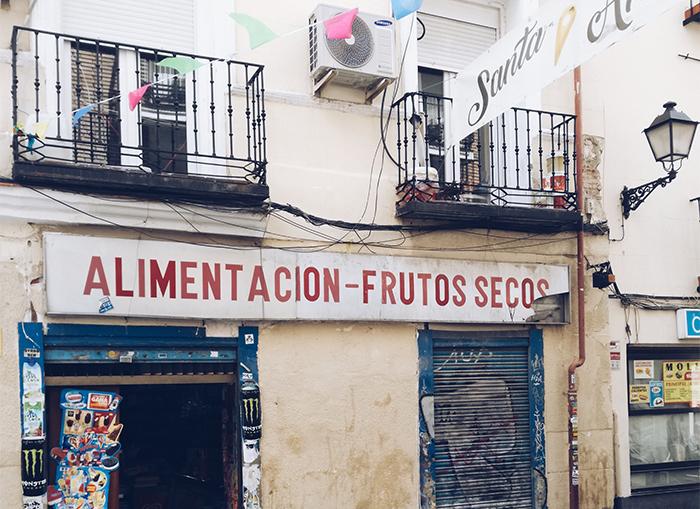 Bons baisers de Madrid